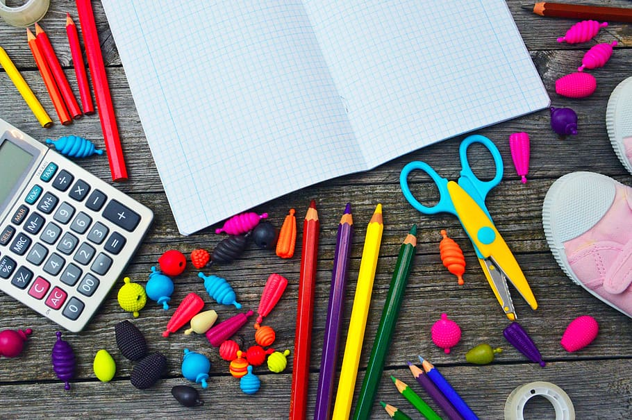 This is the image for the news article titled School Supplies for the 20-21 School Year